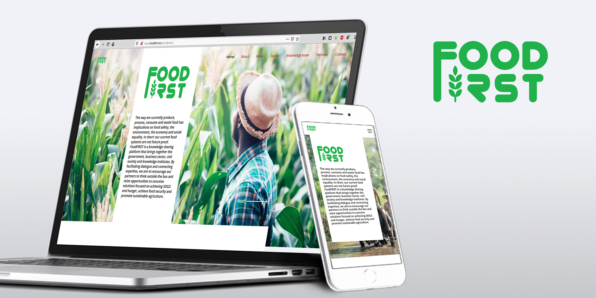 Portfolio FoodFirst breed